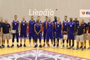 """""""Neptūno"""" krepšininkai – turnyro Latvijoje čempionai"""