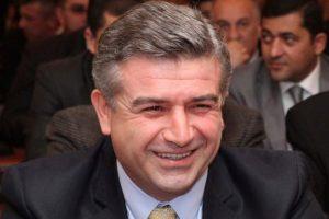 Naujasis Armėnijos premjeras – prorusiškas technokratas