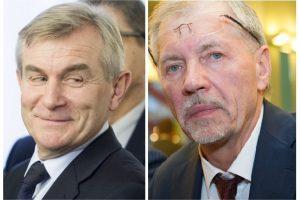 G. Kirkilo blaivumas nepatikrintas, nes V. Pranckietis policijos į Seimą neįleido