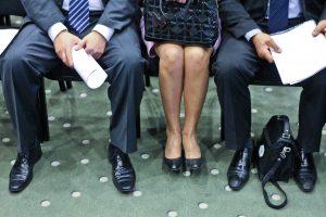 Daugiausia skundų – dėl lytinės diskriminacijos