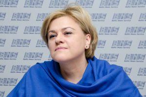 Ž. Mikėnaitė galutinai pralaimėjo bylą dėl nušalinimo