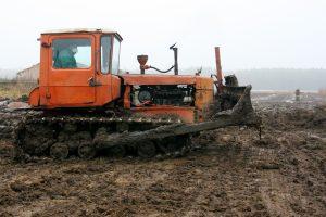 Šilalėje pavogtas traktorius už beveik 115 tūkst. eurų