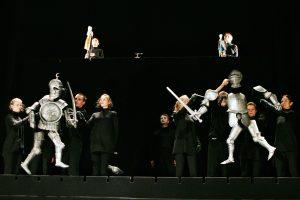 Operos grandas V. Daunoras: nesvarbu, kaip išeisiu iš gyvenimo