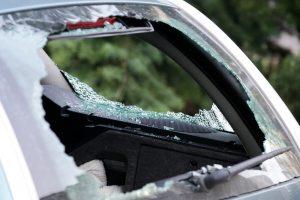 Savaitgalį Radviliškyje siautėjo mašinų niokotojai
