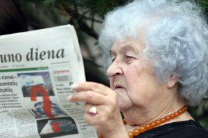 Ekonomistas apie pensijas Lietuvoje: esame autsaideriai