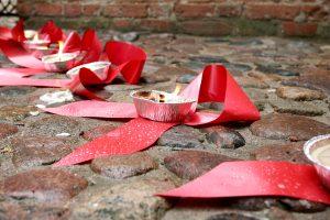 Šiandien minima pasaulinė AIDS diena