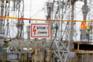 Tragedija Skuodo rajone: elektros pastotėje žuvo ESO darbuotojas