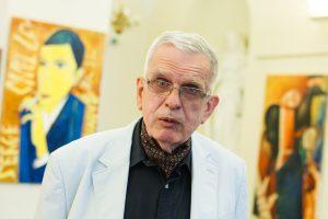 """Poezijos pavasario"" laureatas – T. Venclova"
