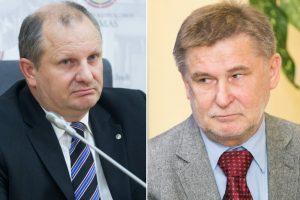 Prokuratūra apskundė K. Komskio ir V. Vasiliausko išteisinimą piketo byloje