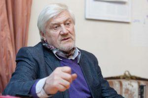 J. Vaitkus grįžta dirbti į Muzikos ir teatro akademiją