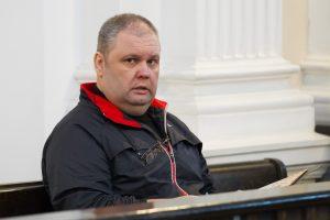 Sausio 13-osios bylos kaltinamasis lieka suimtas