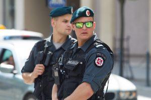 Lietuvos policija vyks mokyti Kroatijos pareigūnų