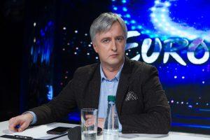 """R. Zilnys apie rusę """"Eurovizijoje"""": Ukraina vis tiek atrodys blogai"""