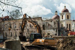 """""""Misionierių sodų"""" komplekso statyboms – palankus teismo sprendimas"""