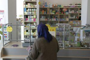 Sveikatos ministerija rengiasi atšaukti reikalavimą dėl vaistinių ploto
