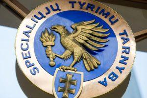 STT sulaikė dokumentų klastojimu įtariamą Rietavo miškų urėdą