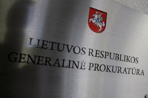 Girtas prokuratūros darbuotojas sukėlė avariją