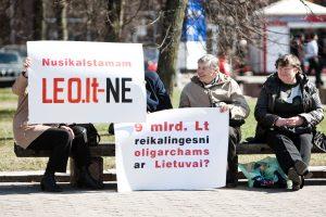 LEO LT: dešimtmečio senumo įvykiai parlamentiniame tyrime