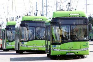 Kauno savivaldybės planuose – nauji troleibusai