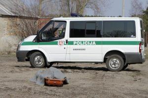 Trakų rajone rasti žmogaus palaikai, Vilniuje – kaukolė