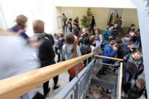 Vilniuje – nauja pradinė mokykla rusų ir lenkų vaikams