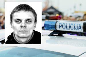 Panevėžyje sulaikytas iš tarnybinio policijos automobilio pabėgęs vyras
