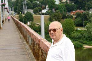 Skaudi netektis: anapilin iškeliavo kelių statybos inžinierius H. A. Kebeikis