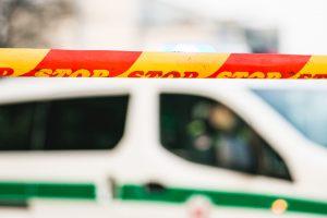 Ringauduose tarnybas ant kojų sukėlė rastas sprogmuo