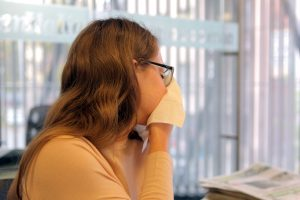 Liūdnos prognozės: gripas dar tik įsibėgėja