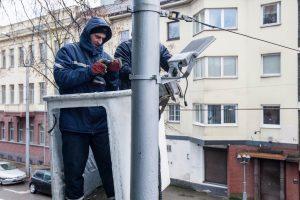 """""""Kauno gatvių apšvietimas"""": misija – šviesėjantis ir taupus miestas"""