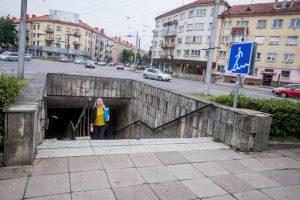 Kaunas nestabdo – atnaujins dar vieną požeminę perėją