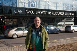 Europos vicečempionas: Garliava – mano namai, viskas čia sava