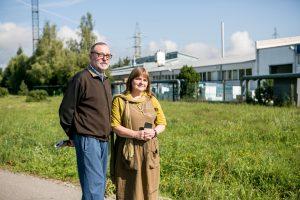 Su gamyklos kvapais Petrašiūnų gyventojai kovoja dešimtmetį
