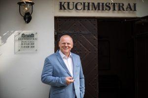 """""""Kuchmistrai"""" apie istoriją kalba skoniais"""
