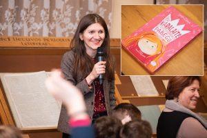 Knygos vaikams autorė: kodėl būti laimingam svarbiau nei gražiam?