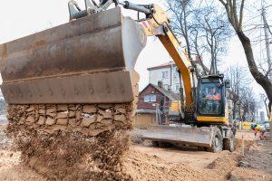 Prasidėjo svarbiausios Kauno gatvės rekonstrukcija: atsiras naujovių