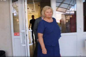 Marijampolės mere išrinkta socialdemokratė I. Lunskienė