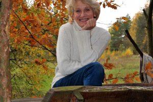 Aktorė D. Kazragytė: man patinka pabūti miškine