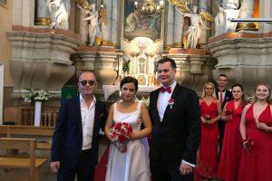 K. Kerbedis ištekino savo dukterį