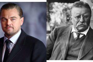 L. DiCaprio vaidins legendinį prezidentą T. Ruzveltą