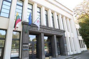 Seime žengtas dar vienas žingsnis dėl Sporto universiteto ir LSMU jungtuvių