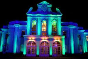 Dar daugiau spalvų – nušvito ir Kauno muzikinis teatras
