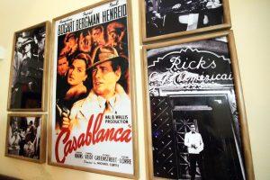 """Už itališką """"Kasablankos"""" plakatą – beveik pusė milijono dolerių"""