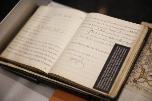Amerikoje galima pamatyti per Holokaustą Lietuvoje paslėptus dokumentus