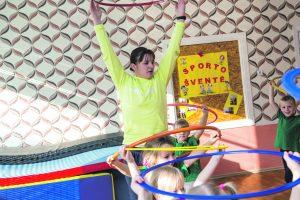 Karatė menas ir filosofija skleidžiasi vaikų darželyje