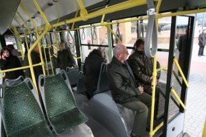 Po kelionės autobusu Kaune – į ligoninę
