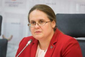 A. Širinskienė kreipėsi į VTEK dėl valstybės tarnautojos R. Jakilaitienės