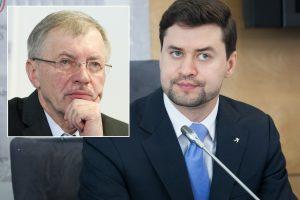 Seimo socialdemokratai įsitikinę, kad T. Langaitis pažeidė Konstituciją