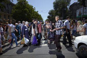 """Festivalio """"Kaunas Photo 2018"""" dėmesio centre – tie, kurių niekas nepastebi"""