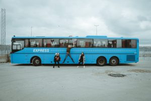 Kultūros autobuse liesis pokalbiai ir šaltibarščiai